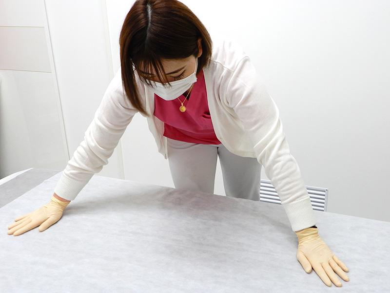 横浜マリアクリニック衛生管理体制