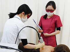 横浜マリアクリニックの医療レーザー脱毛