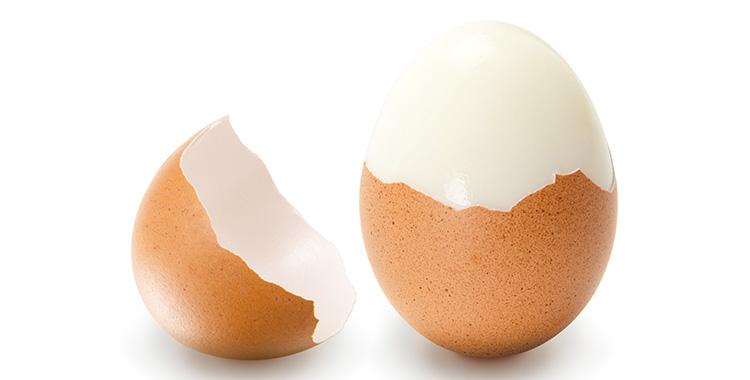 ケミカルピーリングで卵のようなつるつる肌へ