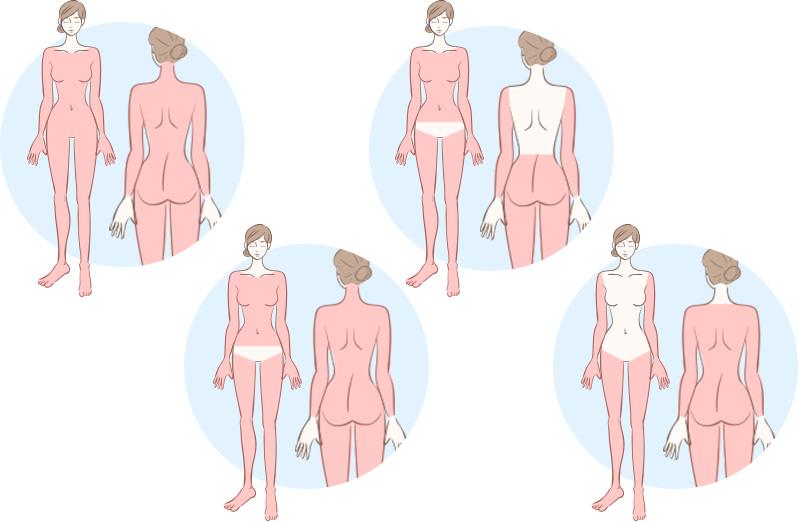 横浜マリアクリニックでは、複数の全身脱毛プランをご用意しています。